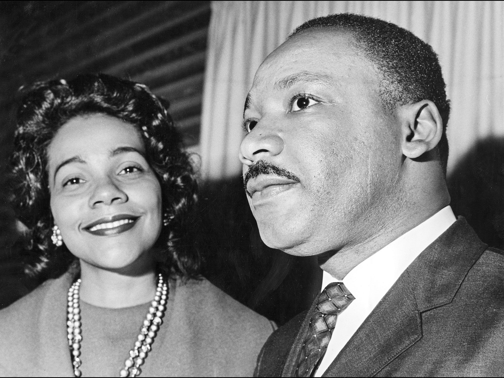 Coretta Scott King's letter Elizabeth Warren was stopped from reading in US Senate - The Independent