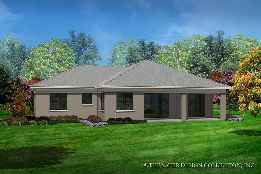 Alston House Plan