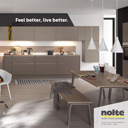 Nolte Home Studio Bodrum - Google+ MAY AJANS Pinterest Bodrum - Nolte Küchen Fronten Farben