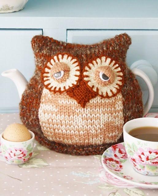 Meet Me At Mikes :.: ::Ten Tea Cosies To Make... | Tea Time ...