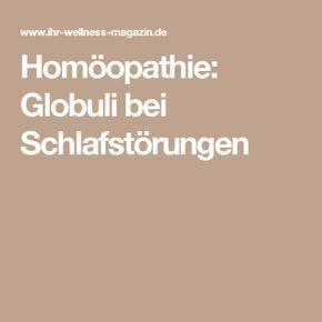 Homoopathie Globuli Bei Schlafstorungen Globuli Globuli