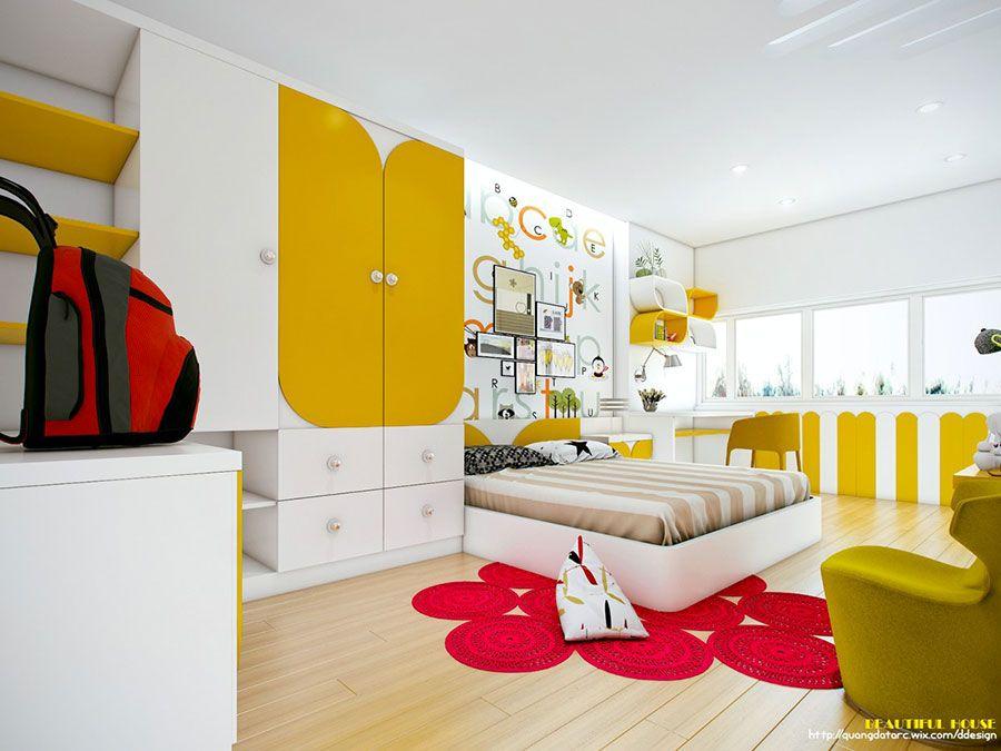 Stanze Da Sogno Per Ragazze : Camerette da sogno per ragazze dal design moderno e frizzante