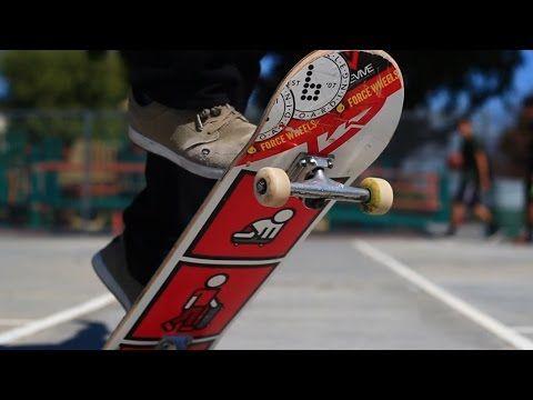 How To Pop Shove It The Easiest Way Tutorial 2 0 Youtube Skateboarding Made Simple Skateboard Videos Skateboard