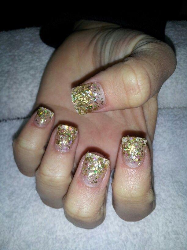 Tammy Taylor nail product. Acrylic overlay, no tips. Hand file, no ...