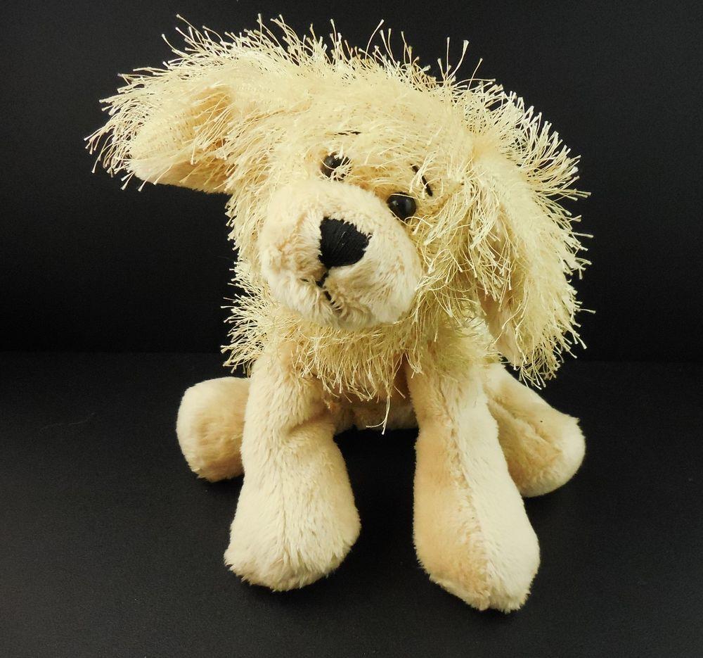 Ganz Webkinz Golden Retriever Hm010 Plush Stuffed Dog Animal Toy