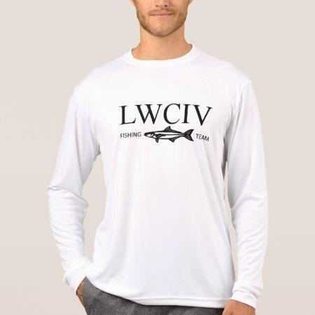 69ca1d9c15 Lloyd's Fishing Team T-Shirt | Zazzle.com | Fishing T-Shirt | Team t ...