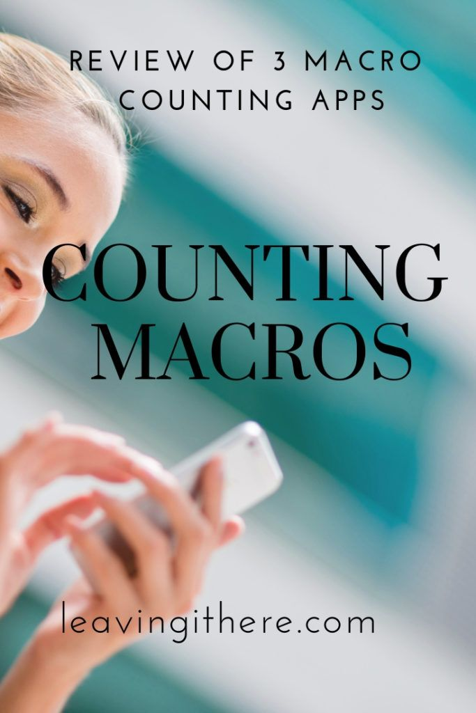 Counting Macros My Review of 3 Macro Counting Apps