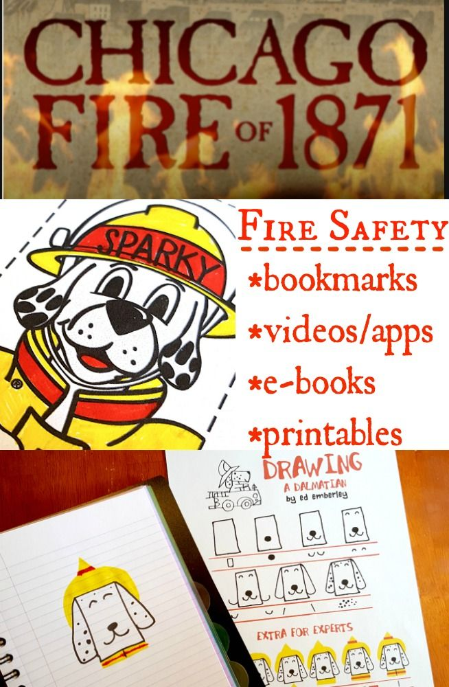 "Fire Safety Resources Firefighter Fun Facts & ""F"" is for"