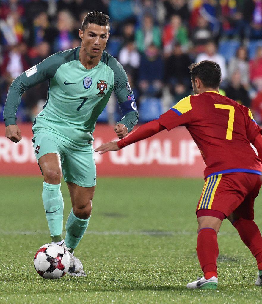Andorra v Portugal - FIFA 2018 World Cup Qualifier