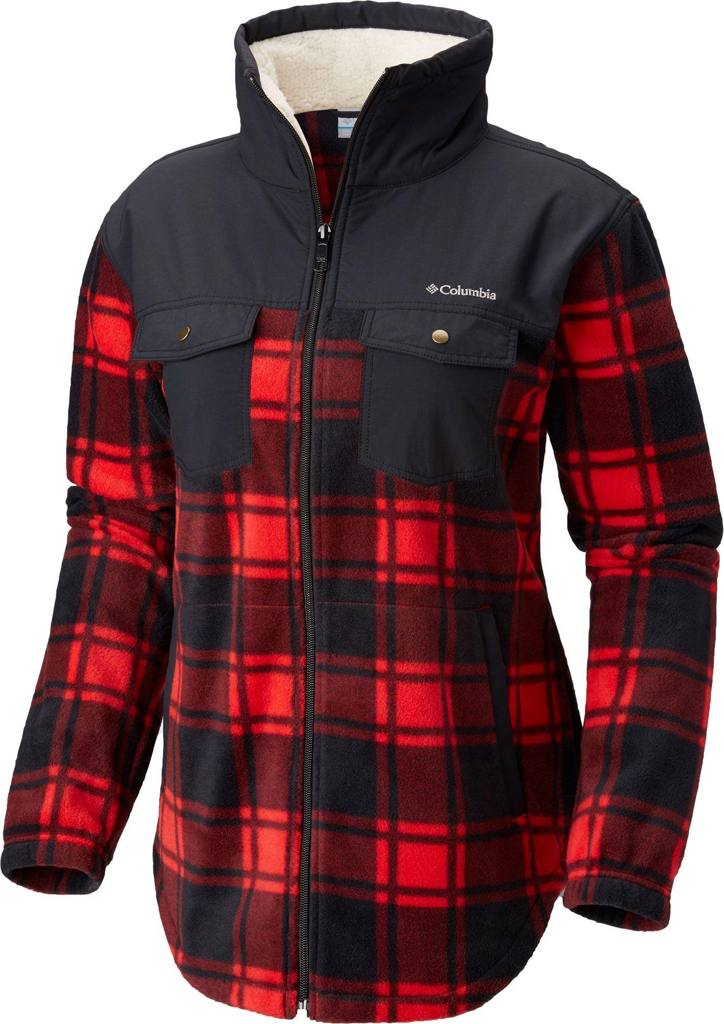 c6348e59a Columbia Women's Benton Springs Overlay Fleece Jacket | Products ...