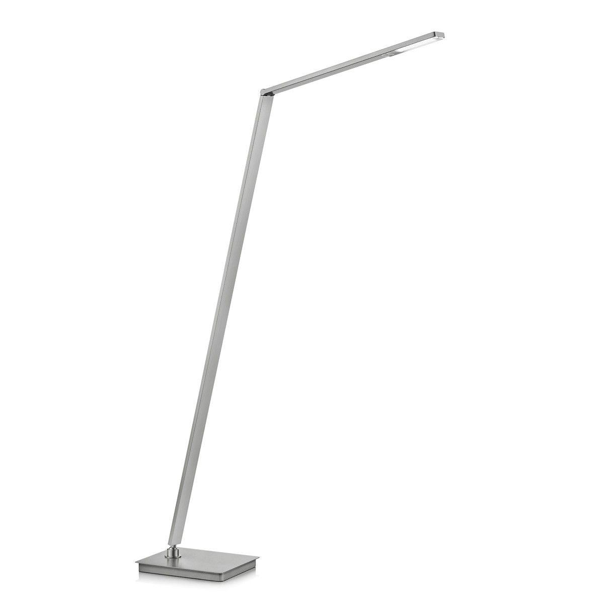 Knapstein 41 968 Stehleuchte Schwarz Deckenfluter Led Led Stehlampe Lampe Mit Batterie