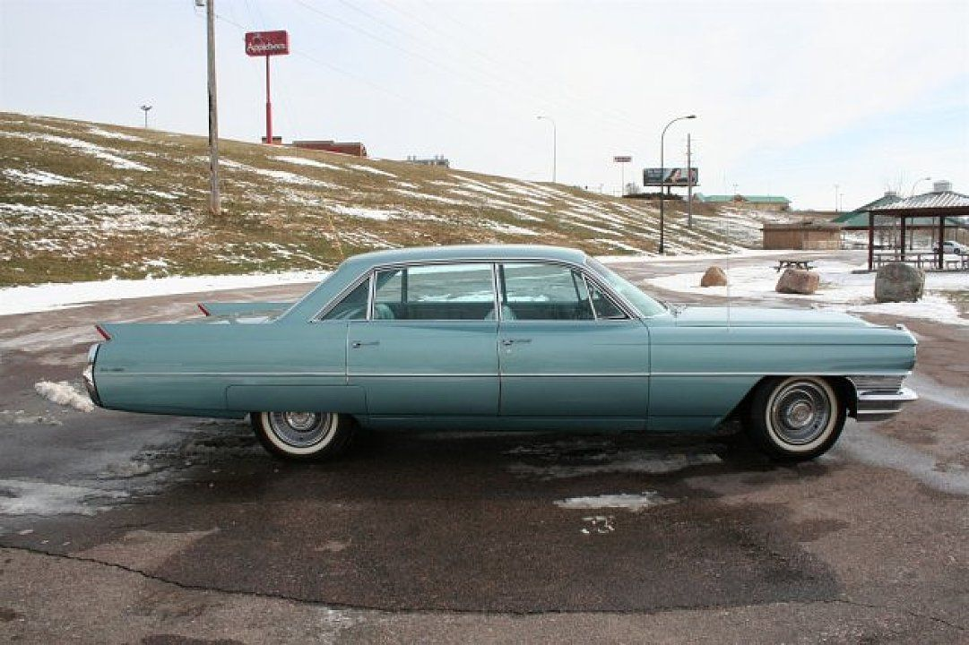 1964 Cadillac De Ville for sale near Sioux City, Iowa 51106 ...
