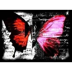 Free Gothic Butterfly Wallpaper