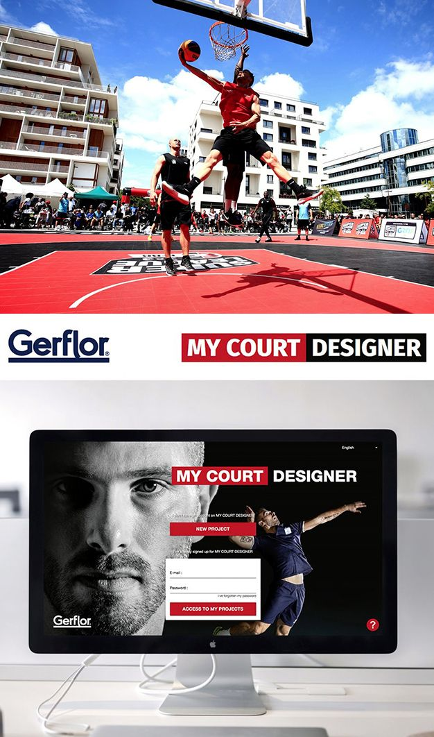 Imagine, play, create and visualise your #SportHall thanks to our new revamped #CourtDesigner tool! Customise your sport court (dedicated sport or multisports), integrate your very own design, choose accessories, and so on! #Taraflex