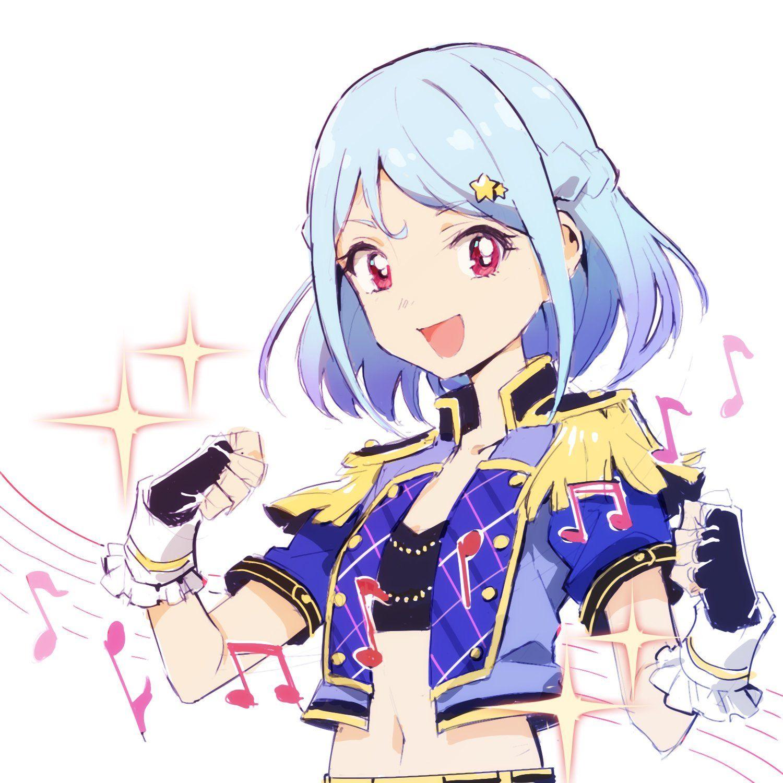 TUGO on Anime, Magical girl, Fan art