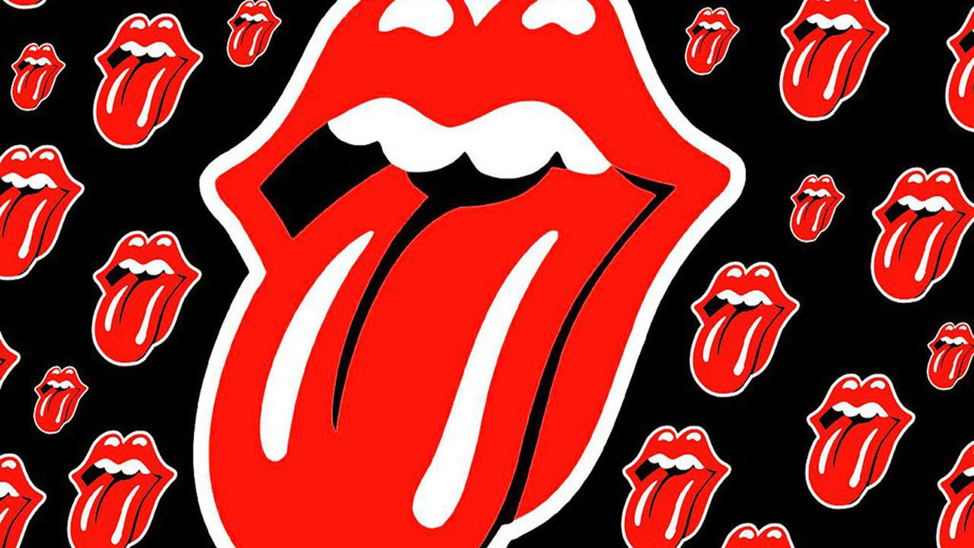 Rolling Stones Tongue Wide Wallpapers Hd Wallpapers Album Cover