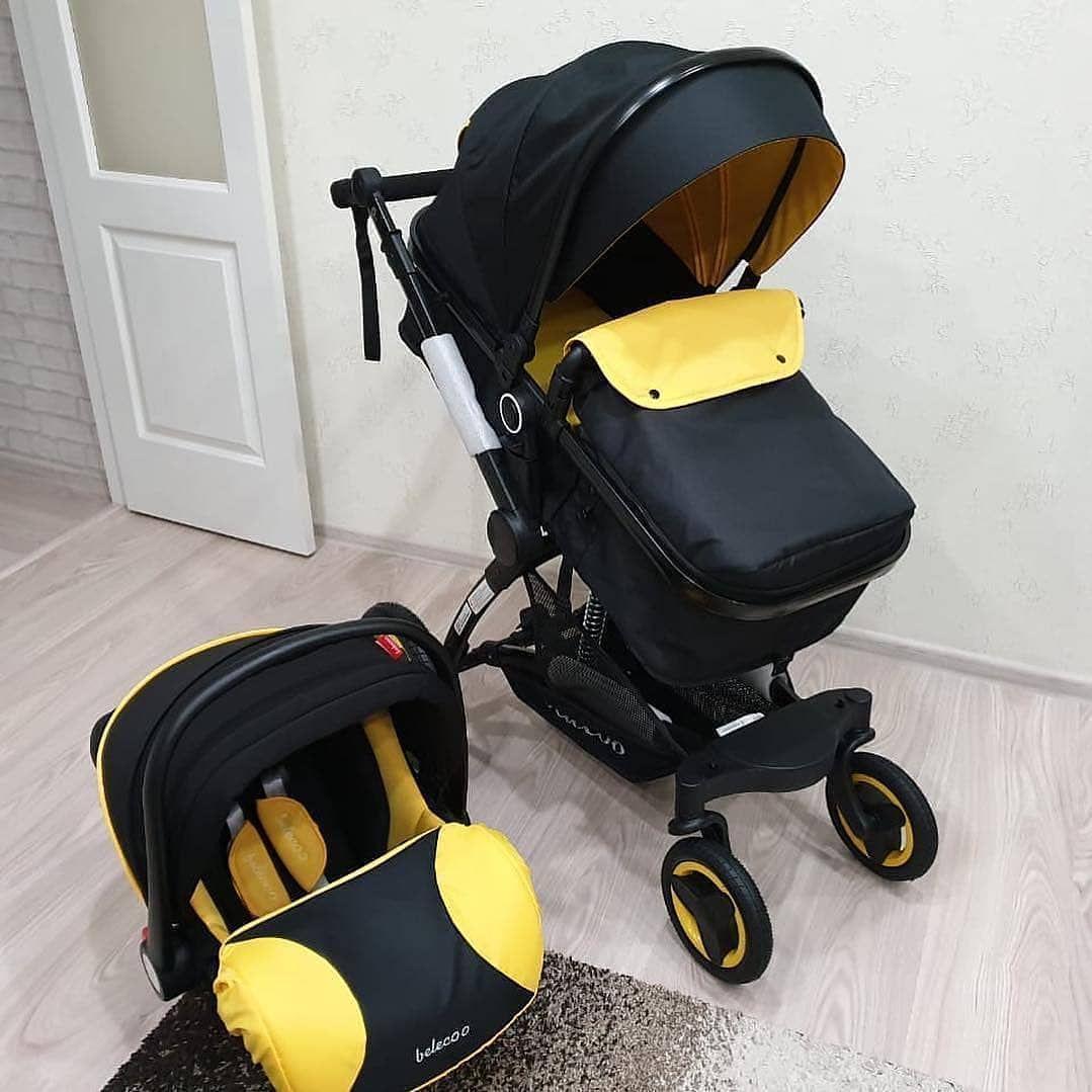 Stroller Belecoo X6 Kondisi Baru Harga Rp 850.000