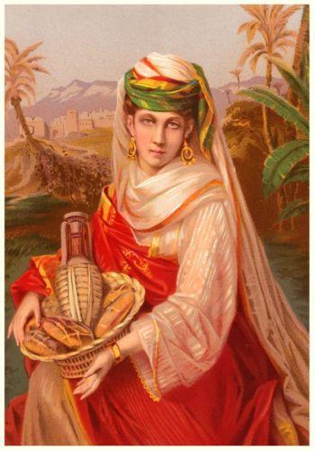 Abigail, wife of David
