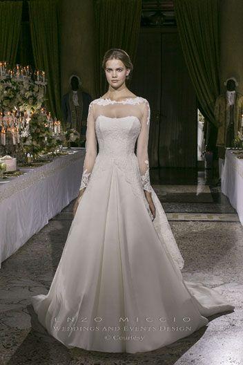 MARIA CRISTINA wedding dress