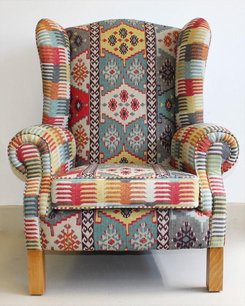 Cadbury armchair in Medina and Anthropology | Furniture ...