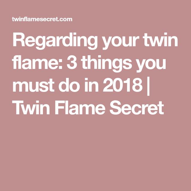 twin flame runner awakening 2018