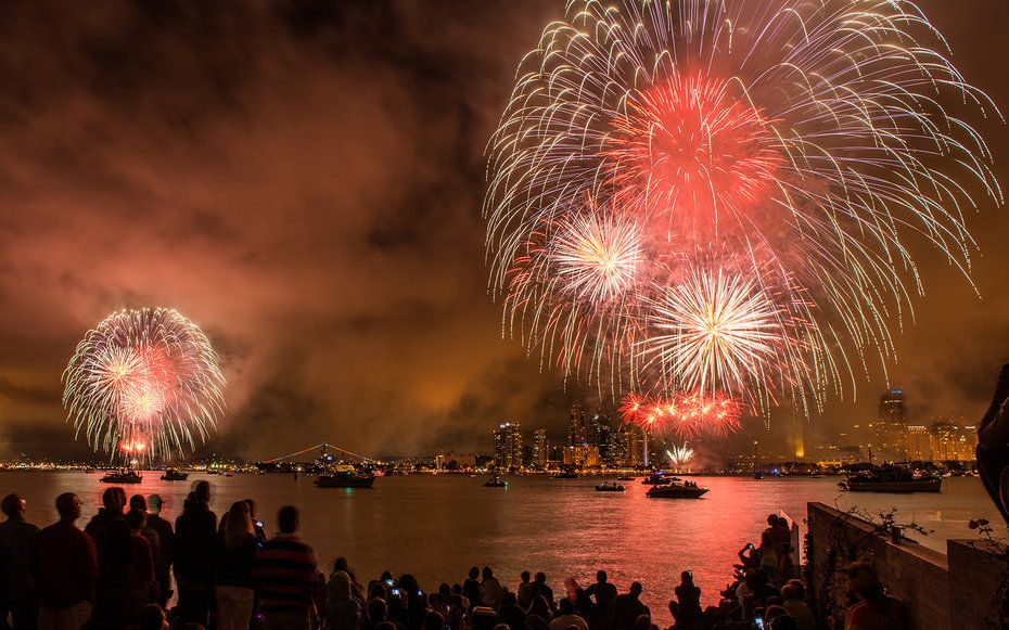 What to do in San Diego for July 4th San diego events