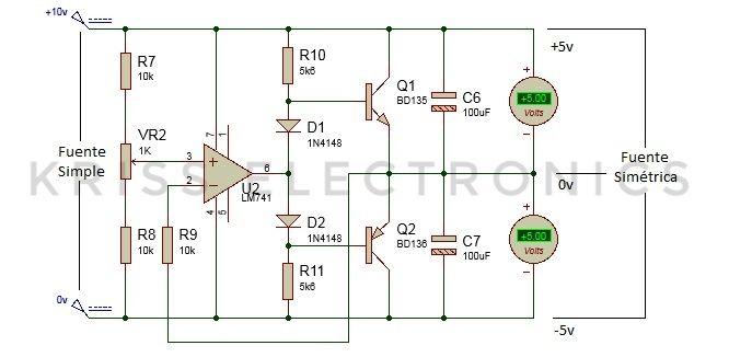 Pcb Voltimetro Digital Casero Con Icl7107