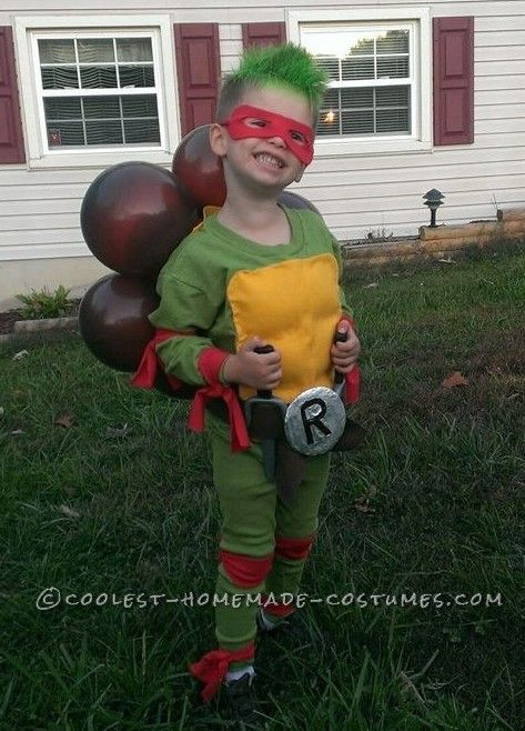 Totally awesome ninja turtle costume for a little boy turtle totally awesome ninja turtle costume for a little boy this website is the solutioingenieria Gallery