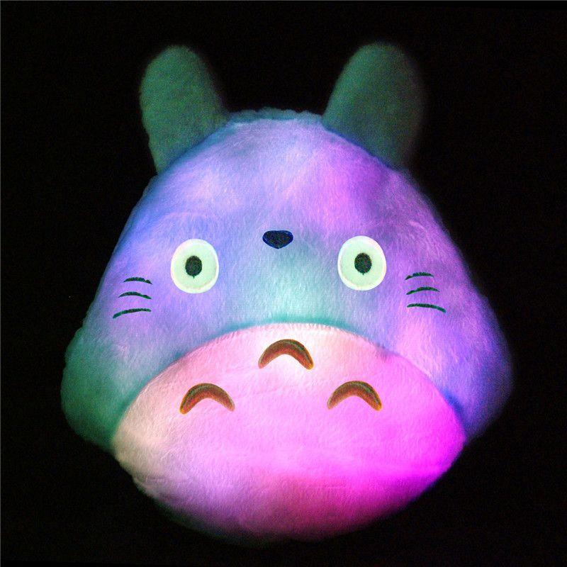 Totoro Plush Toys Plush Totoro Stuffed Animal Toy Totoro Pillow