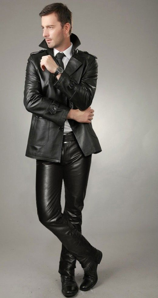Leather Suit | Men's Leather Suits | Mens leather pants ...