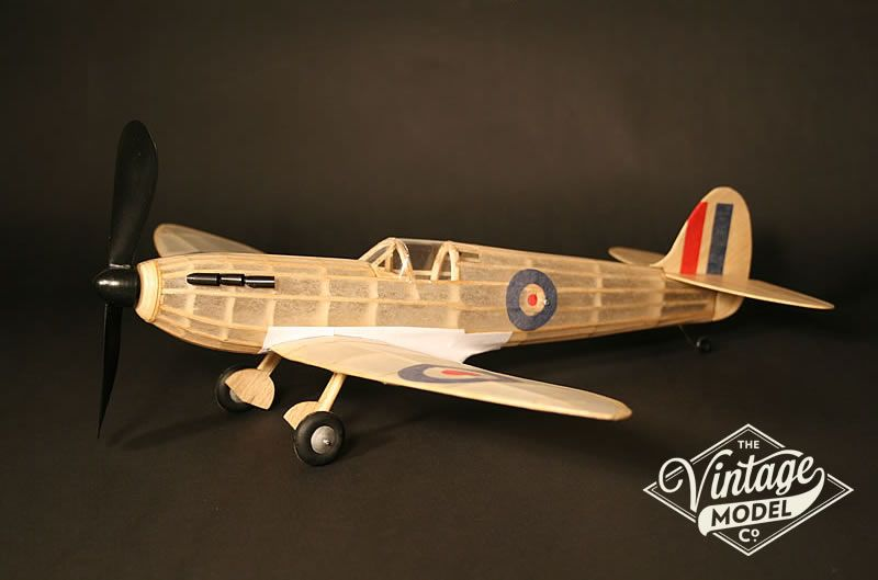 Supermarine Spitfire One Of Our Favourite And Most Popular Balsa