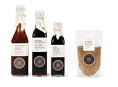 SSG Food Market identity