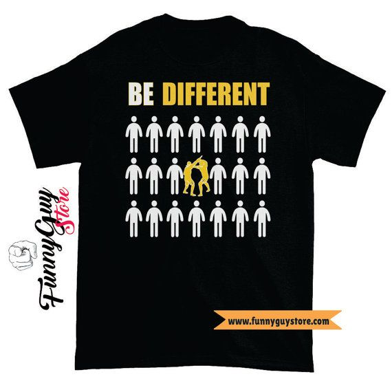 Krav Maga Tshirt Krav Mama Martial Arts Gift For Her Gift For Him Be Different Boyfriend Gift Krav M