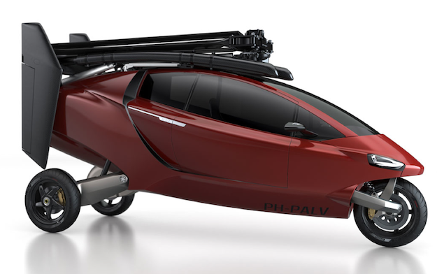 The Flying Car Is Here Business Opportunities Weblog Auto Motos Carros