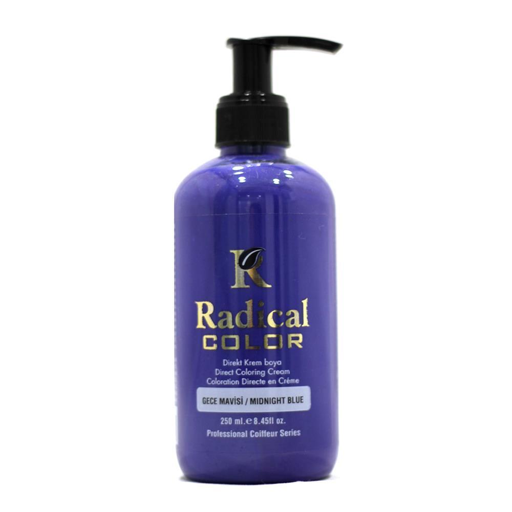 Radical Color Sac Boyasi Gece Mavisi 250ml 2020 Gece Mavisi