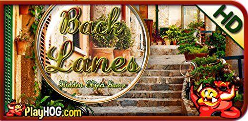 Back Lanes  Hidden Object Games