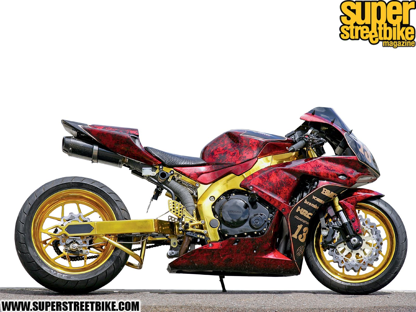 2006 Honda CBR1000RR Tuning (2) Custom sport bikes