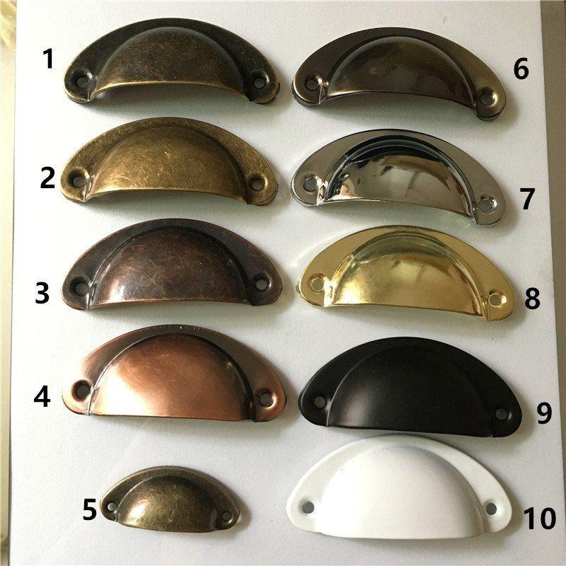 Goedkope Retro Metalen Keuken Ladeblok Deurklink Meubels