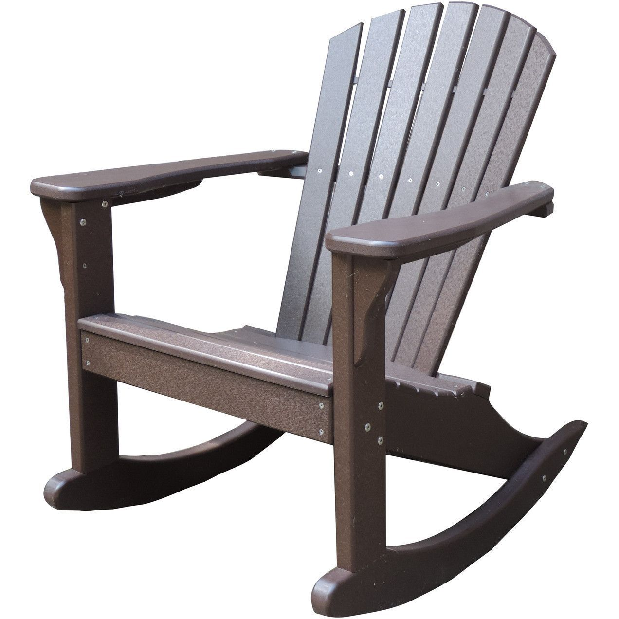 perfect choice outdoor furniture recycled plastic rocking chair
