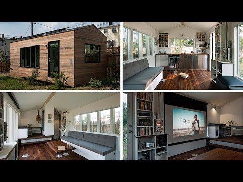 Top 40 Small House Design Ideas Tour | Build Interior Exterior ...
