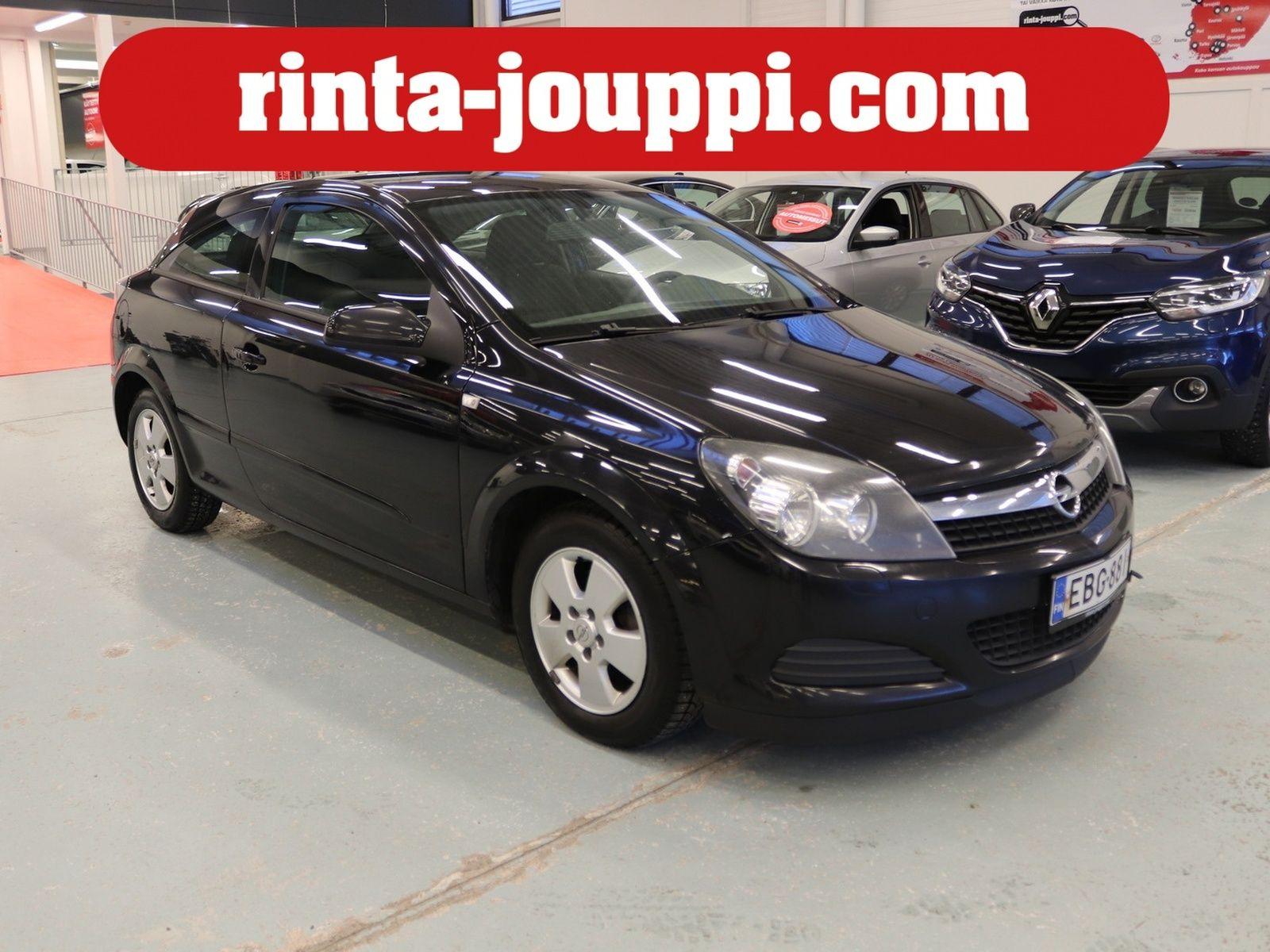 Opel Astra 1 6 16 Enjoy Gtc 3d Halpa Kayttoauto Ebg 881