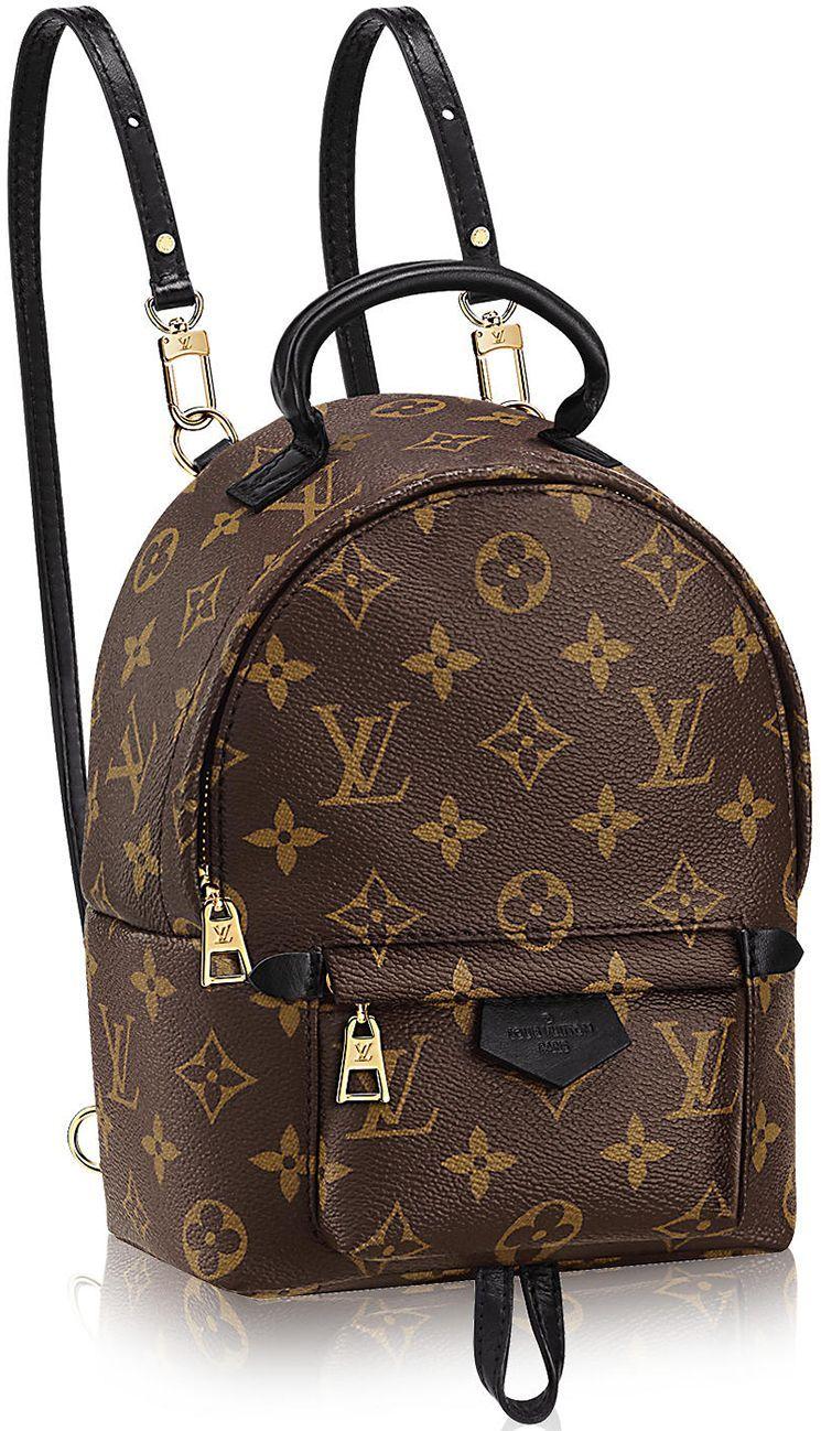 Louis Vuitton Mini Palm Spring Backpack Store La