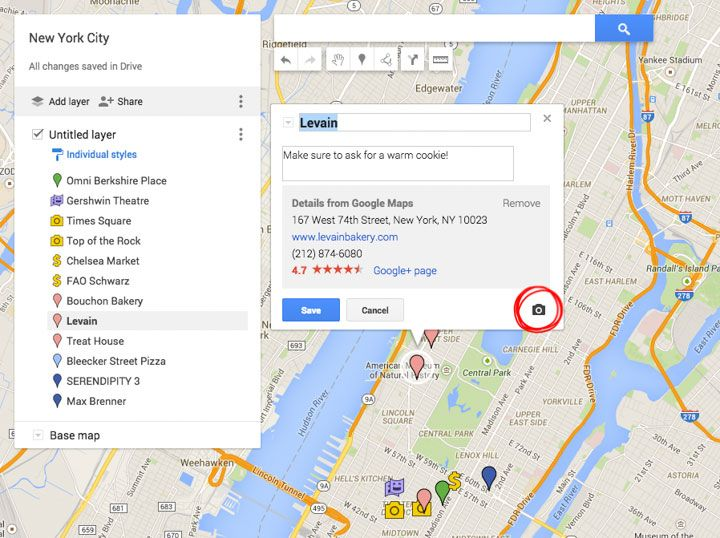 How Do I Get To My Maps In Google Maps