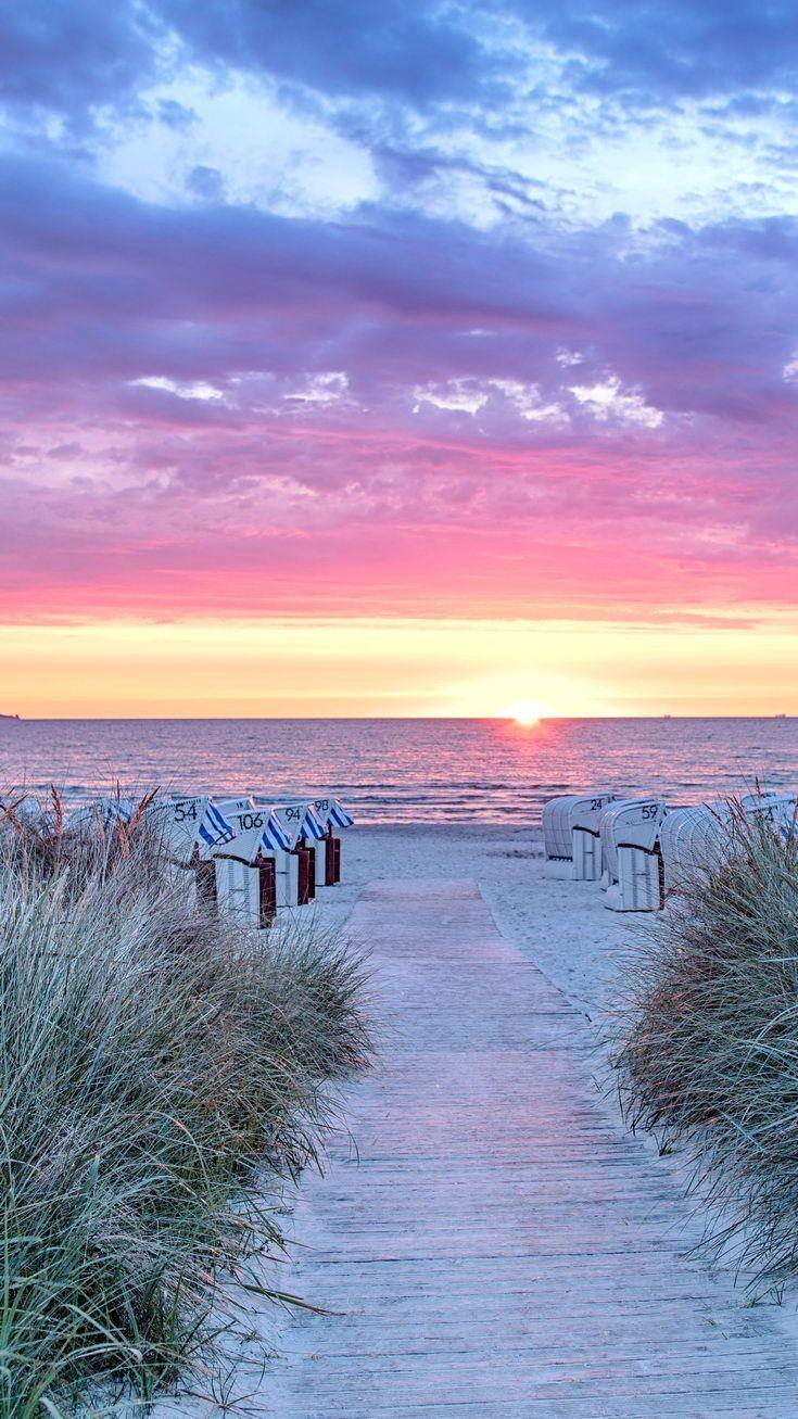 Scharbeutz Ostsee Urlaub - Sonne, Strand und Meer. - mypin #baltic
