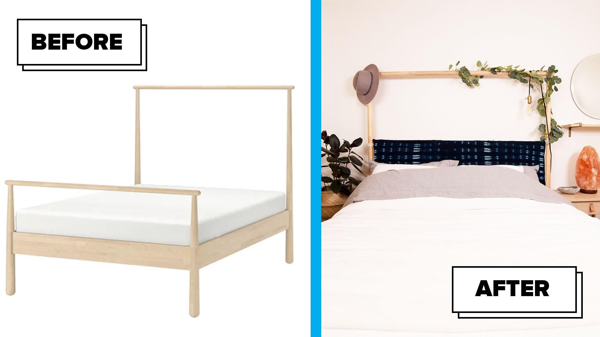 Watch Nifty How To Transform An Ikea Bed Frame Ikea