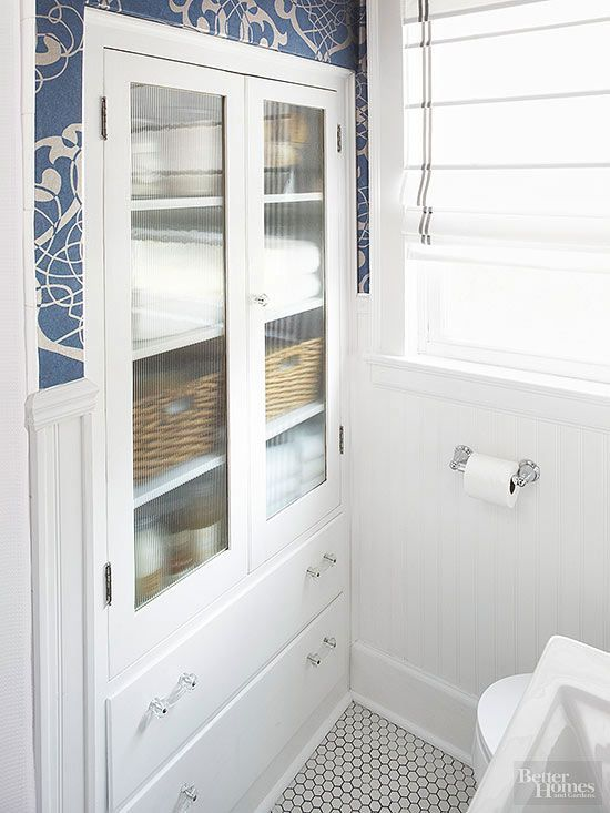 Small Bathroom Remodels on a Budget Storage, Kitchens and Budgeting