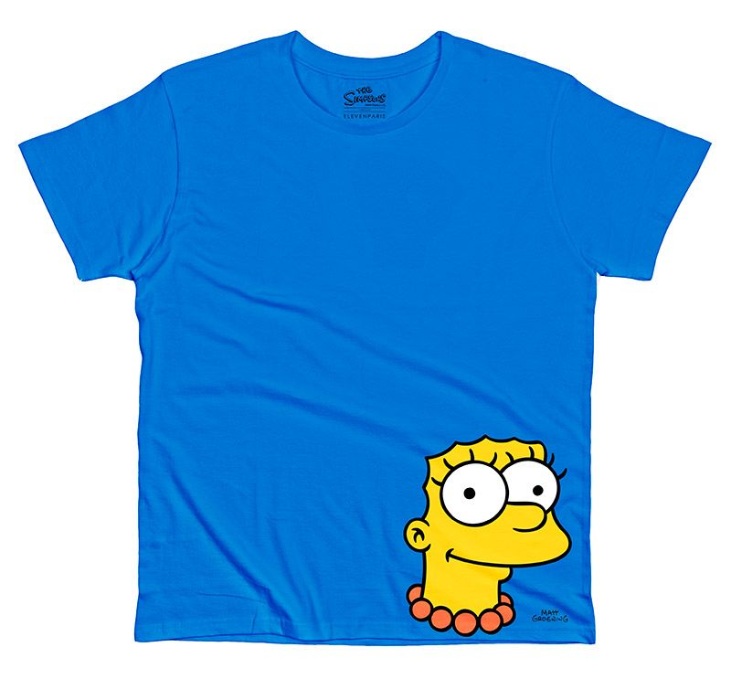 "65830210a rhubarbes: ""ELEVENPARIS X The Simpsons x Colette. "" 