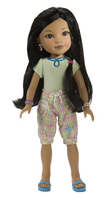 The Tipi Doll from the Hearts for Hearts Collection