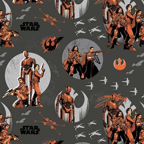 Rogue One: A Star Wars Story Fabric Collection   Keepsake ...