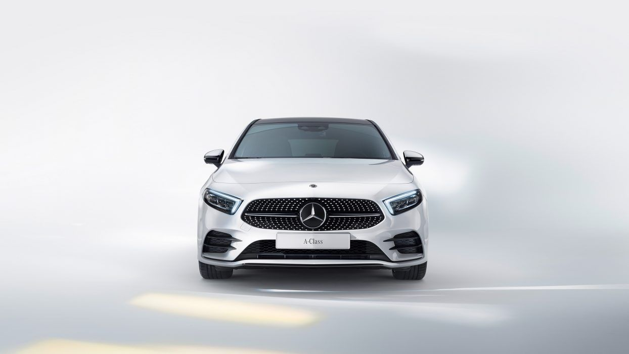 The Compact And Stylish 2019 Mercedes Benz A Class Mercedesbenz